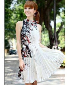 """Dazzling"" Sleeveless Dress Shop www.Glamnistaboutique.com"