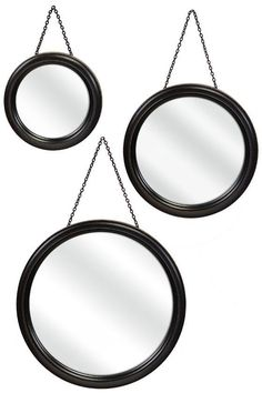 Trio Mirrors- Home Decorator's Collection