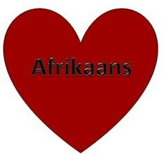 Afrikaans MY taal