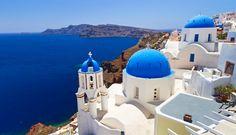 9 night cruise via Royal Caribbean: Rome-Sicily-Mykonos-Ephesus-Santorini-Athens-Naples Santorini Island, Santorini Greece, Santorini Honeymoon, Santorini Travel, Greece Travel, Honeymoon Inspiration, Honeymoon Packages, Honeymoon Destinations, Honeymoon Ideas