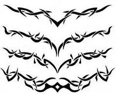 Tribal Skull Tattoo by Lazorman8