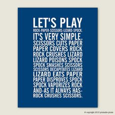 Big Bang Theory Funny Quote Art Printable by PrintablePixels