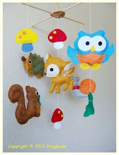 cute ideas for more mobiles