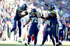 The Seahawks' fourth straight victory had barely ended, and the national media and major newspapers were looking ahead. They looked ahead to a huge game between the Seahawks and Arizona Cardinals next Sunday night in Phoenix. Looked ahead to whether the Seahawks can clinch the NFC's No. 1 seed and make the rest of the conference...