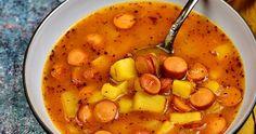 Spolupráce    Potřeba vařit polévky na mě většinou přichází se sychravým podzimem. Letos se to celé nějak opozdilo a s polévkami začínám až... Cheeseburger Chowder, Soups, Food, Chowders, Soup, Meals