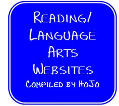 lots of FREE Reading/Language Arts websites for all grades compiled in one place!