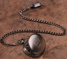 How great for a Steam punk wedding. Engraved Groomsmen Gifts | I Do Engravables