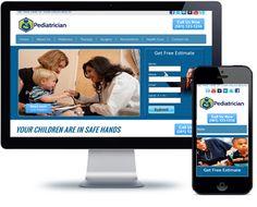 Pediatrician Website Template - http://videogalleria.net/downloads/pediatrician-website-template/