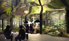 世界初、ニューヨークに誕生する「地下公園」がかっこいい(画像集)