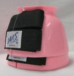 Davis Bell Boots Pastal Pink XL by Davis. $24.95