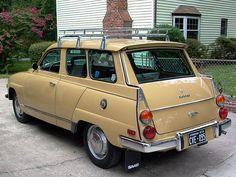 1972 Saab 95 V4 wagon