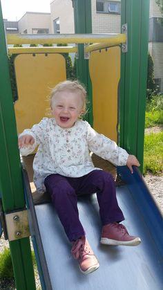 Var sammen med Emilie på tirsdagen. Hun har blitt så stor jente.