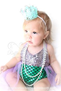 bbd717336a80 Buy directly from the world s most awesome indie brands. Or open a free  online store. Mermaid Birthday OutfitLittle ...
