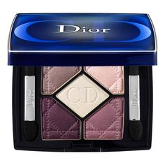 5-Colour Eyeshadow - Dior   Sephora - COLOR Stylish Move 970 - silvery mauve/ shimmering pale pink/ opalescent pearl/ deep eggplant/ soft plum