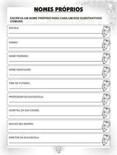 Atividades para todo dia - Português - Dita Gonçalves - Álbuns da web do Picasa