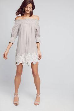 5d0d6ee4c243 Alice + Olivia Adrianna Turquoise Mock-Wrap Dress