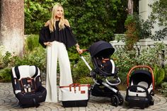 Rachel Zoe, Quinny, and Maxi-Cosi Teamed Up to Create a Chic New Line of Baby Gear