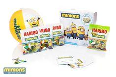 Haribo Minions Competition