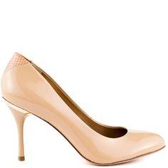 Camdyn heels Classic Nude Lthr brand heels Sam Edelman  Heels 