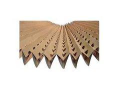 Filtre carton plissé accordéon pour filtration de l'overspray dans les cabines de peinture et de pulvérisation #ISOFILTER