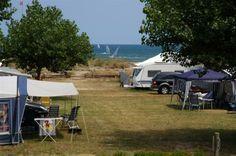 Campingplatz La Balen Allegre, Sant Pere Pescador, Spanien