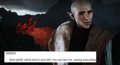 How would a Solas tour turn out, you say?