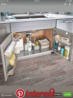 50 clever small kitchen best remodel open shelves ... - #clever #Kitchen #Open #Remodel #Shelves #Small #woodworking