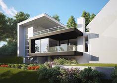 LK&1262 @architektura #LKProjekt  #rozbudowa domu