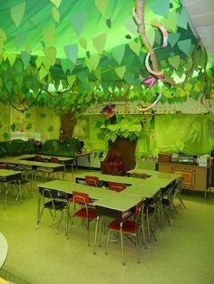 rainforest on Pinterest | Rainforest Theme, Jungle Theme Classroom ...