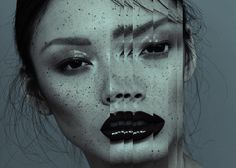 you are probably the most amazing human being I will never meet love. Eleven Paris, Visual Aesthetics, Glitch Art, Weird Creatures, Illustrations, Dark Art, Portrait Photography, Concept Photography, Editorial Photography