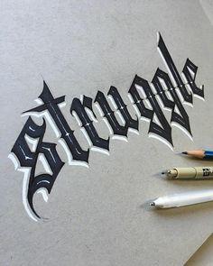 Artist: @moisesdesigns . . . #lettersrocks #lettering #letteringartist #handmadefont #logo #design #graphicdesign #typographicdesign #typography #typographyinspiration #typographylove #type #typedsign #vintage #victoriandesign #graphicdesign #art #calligraphy #typographyart #letters #lettersets #alphabet #tyxca #typedaily #typedesign #design #customtype #artoftheday #calligraphy #typographyinspired