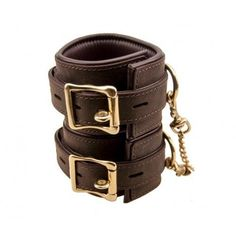 Bound High Quality Tight & Sturdy Nubuck Leather Bondage BDSM Ankle Restraints #Bound #AnkleRestraint