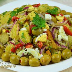 Salata orientala (retata video)