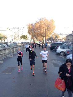 Run #BoostBirHakeim au profit de l'association ELA le dimanche 23 Novembre 2014