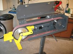 2 inch belt sander Belt Sander Build help - WeldingWeb™ - Welding forum for pros and enthusiasts
