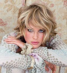 short blonde hair ideas with bangs | 35 Short Wavy Hair 2012 - 2013 | Short Hairstyles 2014 | Most Popular ...