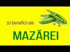 10 beneficii ale MAZĂREI pentru sănătatea ta Green Beans, Ale, Vegetables, Fitness, Youtube, Food, Ale Beer, Essen, Vegetable Recipes