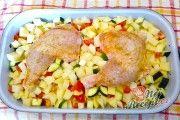 Recept Vynikající oběd z jednoho pekáče Potato Salad, Potatoes, Meat, Chicken, Ethnic Recipes, Nester, Restaurant, American, Gold