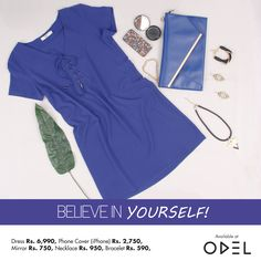 Believe In Your Self!  #ODEL #OdelStyle #OdelFahion #Trends #LifeStyle #Fashion #Style #Colombo