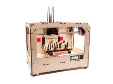 Wouldn't it be nice to have your own #3D-Printer? Makerbot 3D-Drucker © Makerbot
