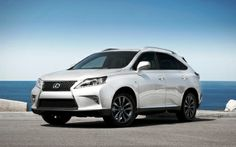 You'll excuse us if the Lexus RX 350 crossover has never blipped on our radar. Read on to learn more about the 2013 Lexus RX 350 F Sport in this first test brought to you by the automotive experts at Motor Trend. Lexus Suv, Lexus Rx 350, Lexus Cars, Sport Suv, Sports Sedan, Best Compact Suv, Suv Reviews, Suv Comparison, Toyota Rav4 Hybrid