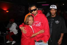 Young Muhammad & Mamma Wes #Trill4eva