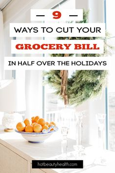 You have nothing to lose, you will not regret using these tips to save money on holiday food. Head over to read these 9 money saving tips! Money Saving Meals, Save Money On Groceries, Ways To Save Money, Money Tips, Budget Holidays, Christmas On A Budget, Holiday Drinks, Holiday Recipes, Holiday Planner