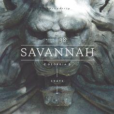 Savannah, GA | picklesnhoney.com