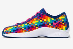 rainbow nikes | Nike are set to release another rainbow hybrid, this time combining ...
