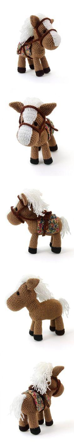 Hector The Horse - Crochet Amigurumi / by Lisa Jestes
