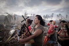 """""""Typhoon survivors"""", Philippe Lopez, 2013"""