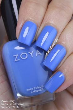I have the first part of the new Zoya Summer 2016 Seashells and Sunsets Collection to share with you. Zoya Nail Polish, Nail Polish Colors, Nail Manicure, Gel Nails, Nail Polishes, Mani Pedi, Nail Polish Designs, Nail Art Designs, Cute Nails