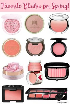 If there's one beauty product that is 'essential' for me, it's blush. Whether I'm browsing the department store cosmetic counters, or dashing through Target lik…