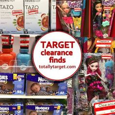 Check out the latest clearance finds at Target with coupon matchups! Read more on Totally Target.